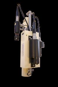 CTD profiler with optional sensors